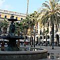 Barcelone, Placa Reial_6829