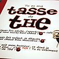 Tasse de Thé - 4