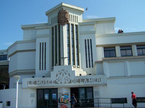 Biarritz-musée de la mer Art Déco