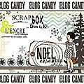 Blog candy scrap box dame de kit - l'encre et l'image