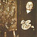 Séraphine louis dite de senlis peintre visionnaire