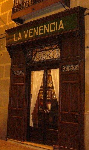 La Venencia (spécialité xeres)