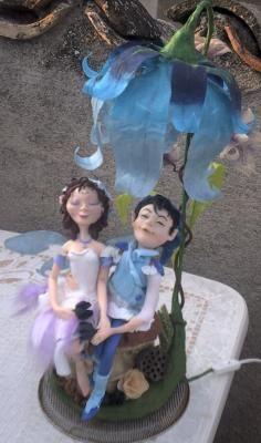 Mariage elfique (vue 2)