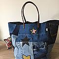 Cabas Sardine & <b>Cie</b> Collection Tout Jean