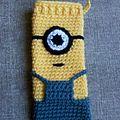 Etui à lunette minion borgne #emc0000133
