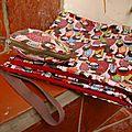 Un sac à couches pour les couches lavables
