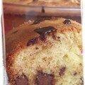 Gâteau madeleine citron & pralinoise