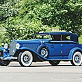 1932 <b>Auburn</b> Twelve Custom Phaeton Sedan