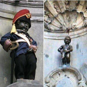 Bruxelles le petit coquin!!