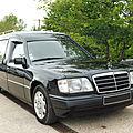 MERCEDES Classe E type S124 corbillard 1996