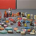 La collection de porte-clés mise à jour ! Il y en pour tous les goûts, des années 60 aux années 70 !