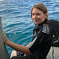 Raving about <b>Diving</b>