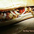 Hot <b>Dog</b> Home Made