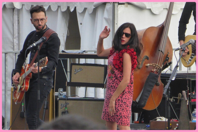 Olivia Ruiz - Festival de Loire 2017 (4)