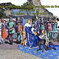 Arthur de Richemont, est fait connétable de France par <b>Charles</b> <b>VII</b> à Chinon, le 7 mars 1424.