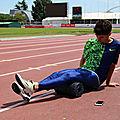 Albi : l'<b>athlète</b> Renaud Clerc aux championnats du monde handisport de Dubaï