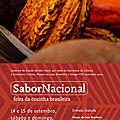 Museu da Casa Brasileira : Feira Sabor Nacional destaca <b>cultura</b> e gastronomia indígenas