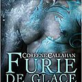 Dragonfury tome 2 : furie de glace de coreene callahan