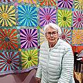 Quilt <b>multicolore</b>