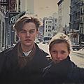 1994, Leonardo DiCaprio + <b>Kate</b> <b>Moss</b>