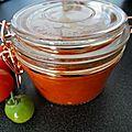 Sauce <b>tomate</b> maison