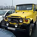 Toyota land cruiser bj40 (1973-1982)