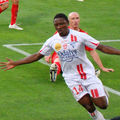 [Photos-terrain] Nancy explose Monaco (4-0) !!!