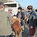 5 Des conseils rassurent la cavalière
