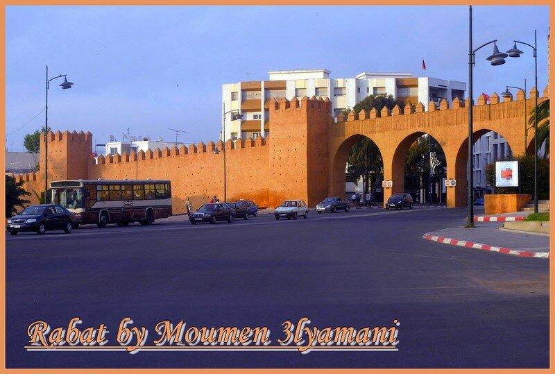 Centre ville Rabat