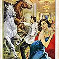 <b>1959</b>, Illustration de Ava Gardner par Walter Molino