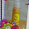 Sérum des beaux jours (cosmétique home-made)