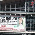 De retour du Salon Vivez Nature Edition 2008 à Paris