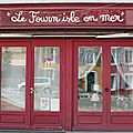 Le <b>Fourn</b>'isle en mer Belle-Île-en-mer Morbihan restaurant