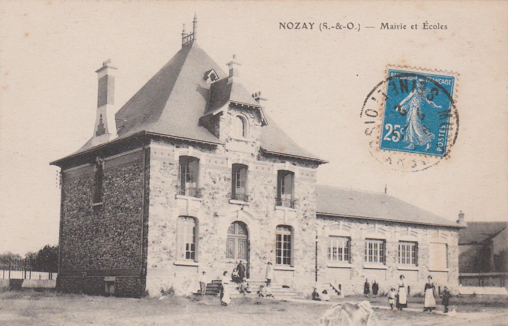 Nozay (S