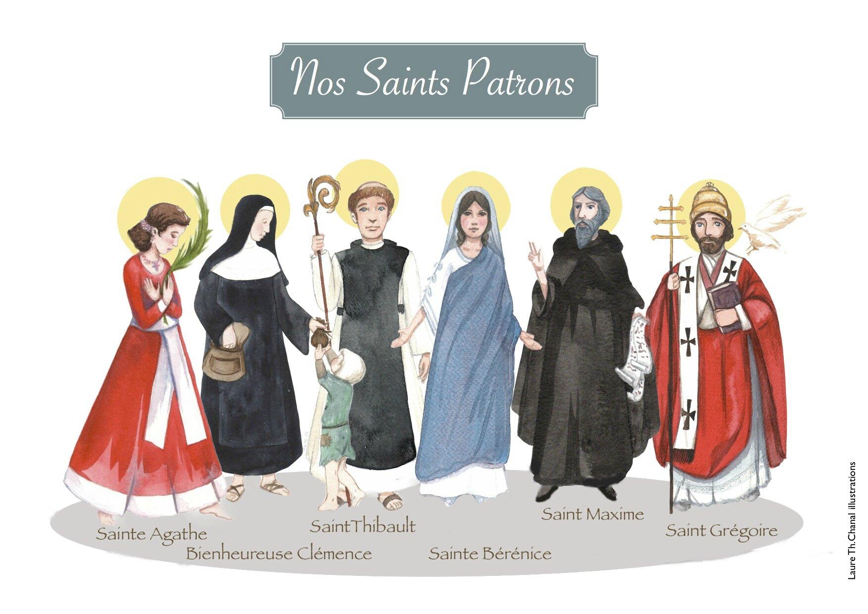 litanie saints famille