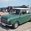 AUSTIN MINI Cooper Traveller Estate 1275 GT 1973 Lahr (1)
