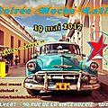 Soirée noche latina du 19 mai 2017