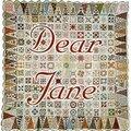 Dear jane ....