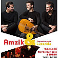 Notre coup de cœur <b>Musique</b> : Amzik