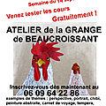 Cours gratuit à l'essai adulte enfant peinture dessin ou manga Isère Beaucroissant (proche <b>Voiron</b>) 2020-2021