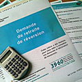 Fiche technique sur la <b>pension</b> de réversion