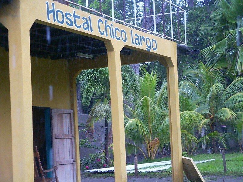 051 Charco verde: l'auberge Chico Largo