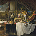 Dutch Still Life by de <b>Heem</b> Discovered After Two Centuries Looks to Fetch £4 M. at Christie's