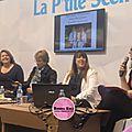 <b>Salon</b> du <b>Livre</b> <b>2014</b> - Conférence