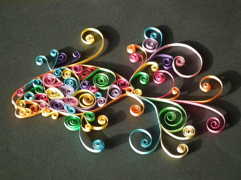 Poisson imaginaire multicolor