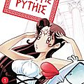 Save me pythie, tome 1 d'elsa brants