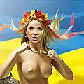 Porochenko devrait laisser la place à la belle timoshenko