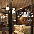 L'hôtel paradis à paris