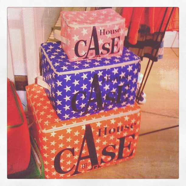Just arrived ... Les nouvelles House Case BENSIMON !!! - Sunrise ...