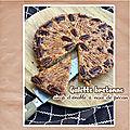 <b>Galette</b> bretonne - <b>galette</b> des rois sirop d'érable et noix de pecan
